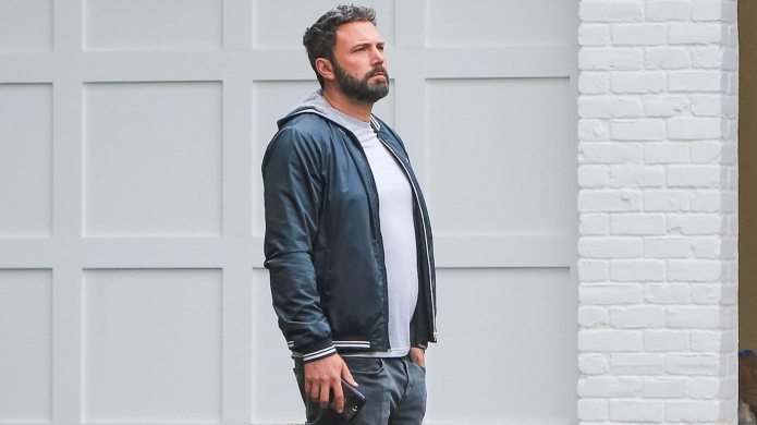 Ben Affleck is seen on May
