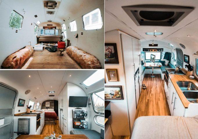 Renovated Airstream