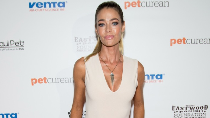 Denise Richards arrives for the 3rd