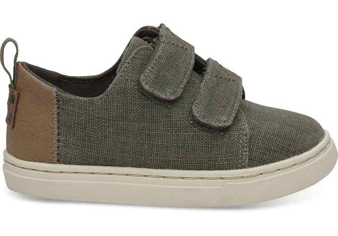 Toms Cypress Coated Linen Shoes