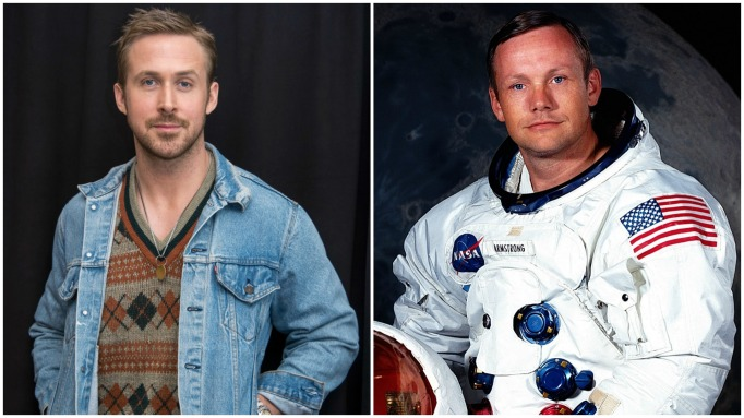 Ryan Gosling, Neil Armstrong