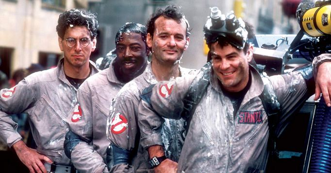Still from 'Ghostbusters'