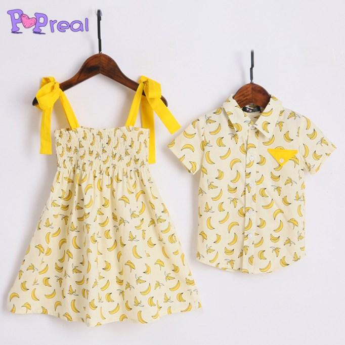 Banana Print Outfits