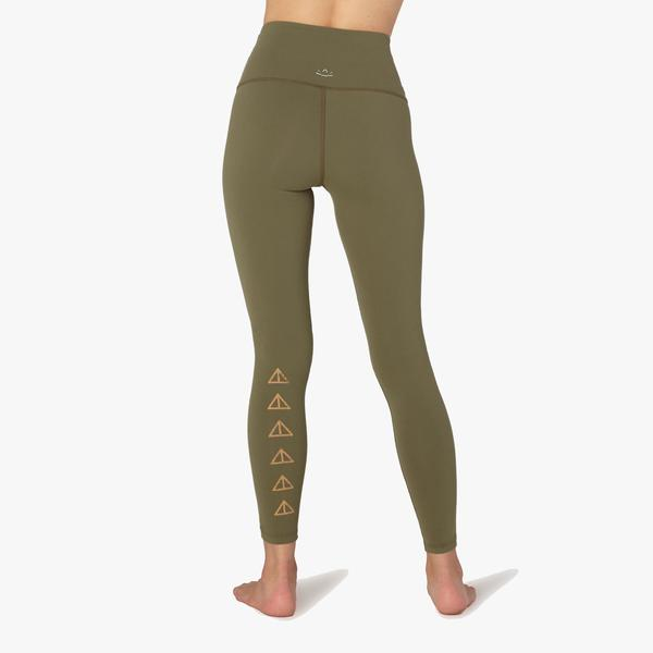 Beyond Yoga Parks Project High Waisted Midi Legging
