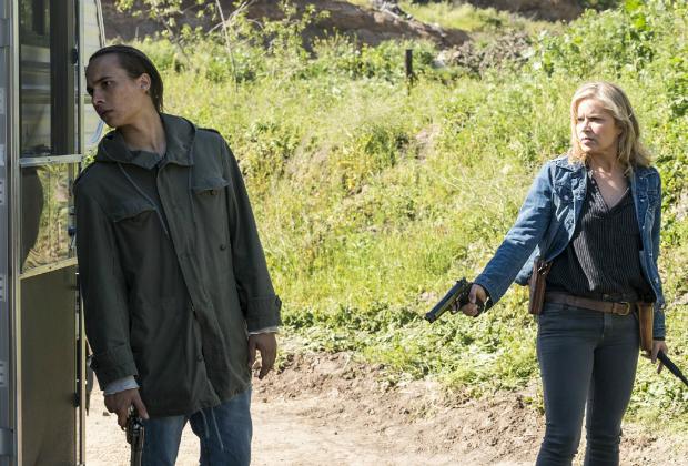 'Fear the Walking Dead' Madison