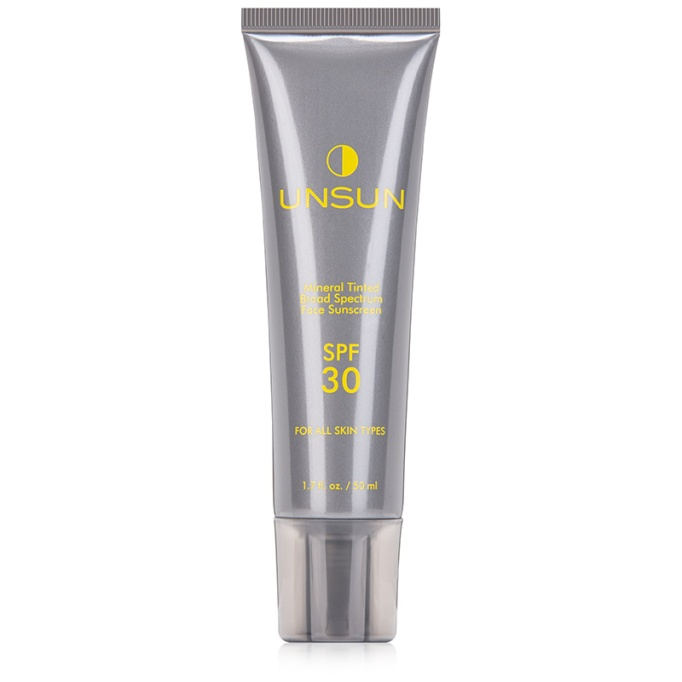 Unsun Mineral Tinted Sunscreen SPF 30