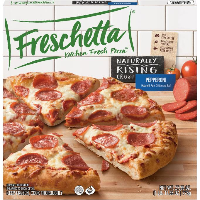 Freschetta Naturally Rising Crust Pepperoni