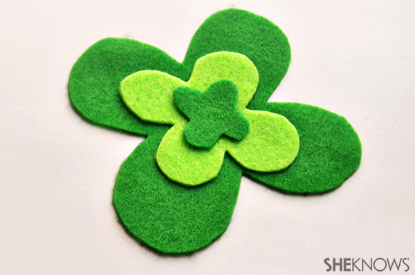 St. Patrick's day magents | Sheknows.com - lucky shamrock finished