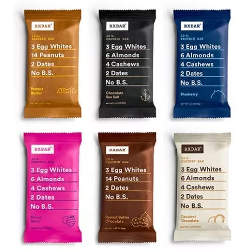 RXBAR Whole Food Protein Bar