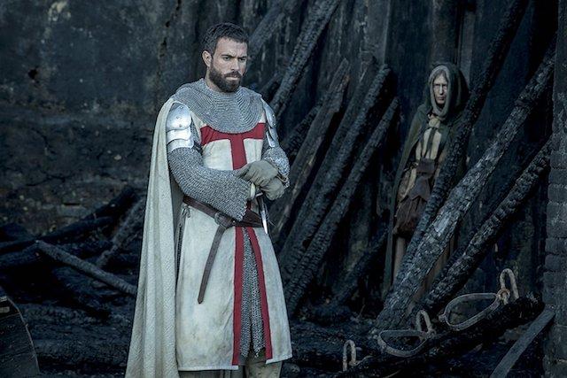 Still from 'Knightfall'