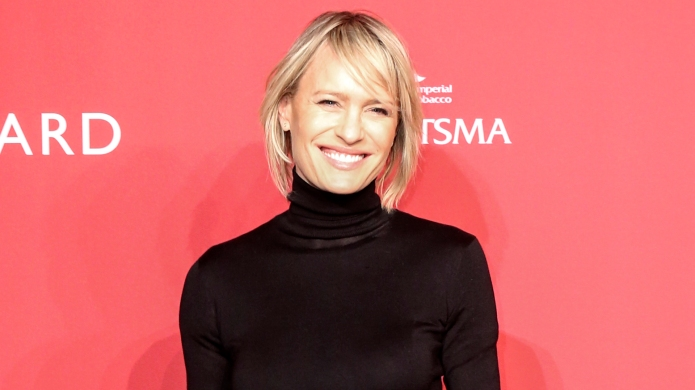Robin Wright attends the Reemtsma Liberty