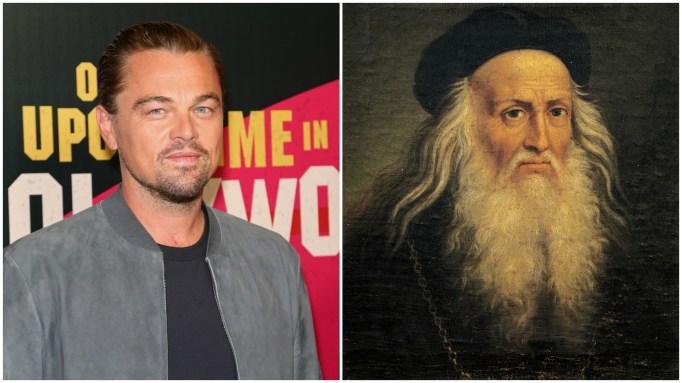 Leonardo DiCaprio, Leonardo Da Vinci