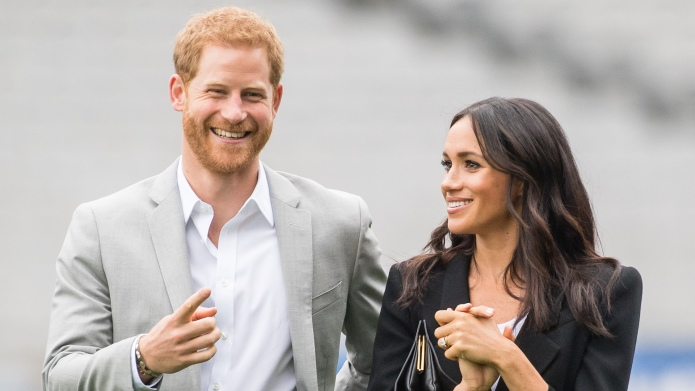 prince harry and duchess meghan of