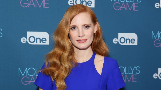 Jessica Chastain 'Molly's Game' Q+A