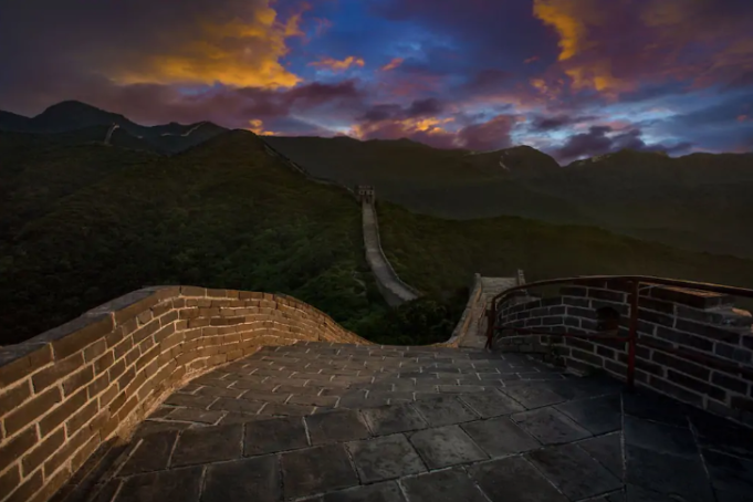 The Great Wall of China Airbnb