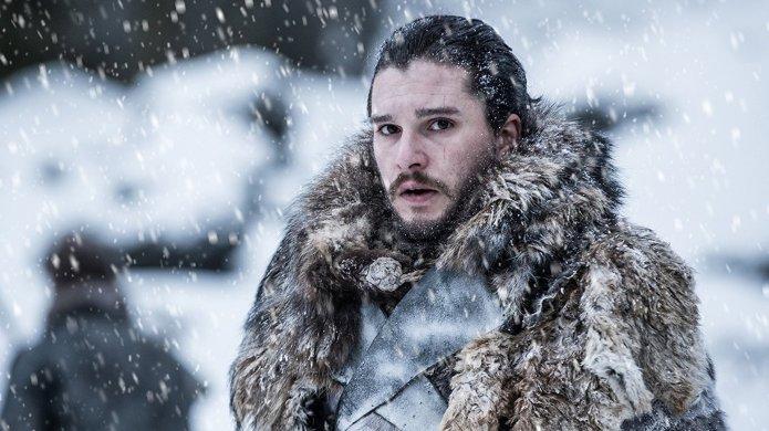Kit Harington as Jon Snow in