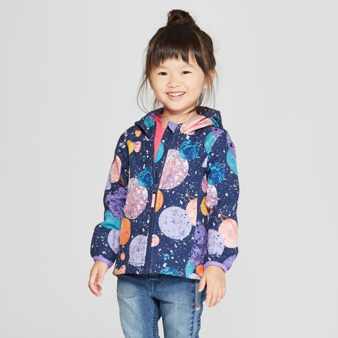 Galaxy Softshell Jacket