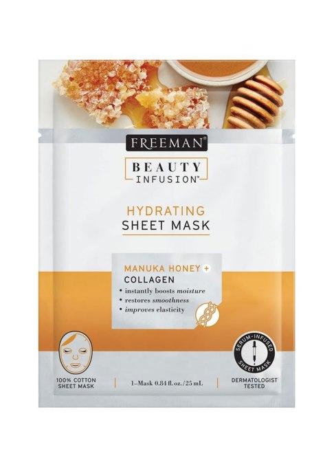 Freeman Hydrating Manuka Honey & Collagen Sheet Mask