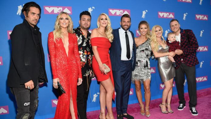 The Hills Cast, 2018 MTV Video