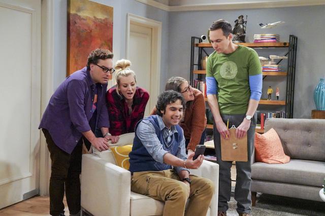 Still from 'The Big Bang Theory'