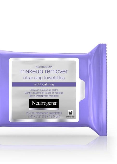 Neutrogena Night Calming Makeup Wipes