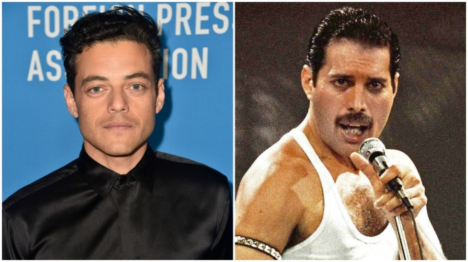 Rami Malek, Freddie Mercury