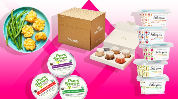 The Best Baby Food Delivery Services