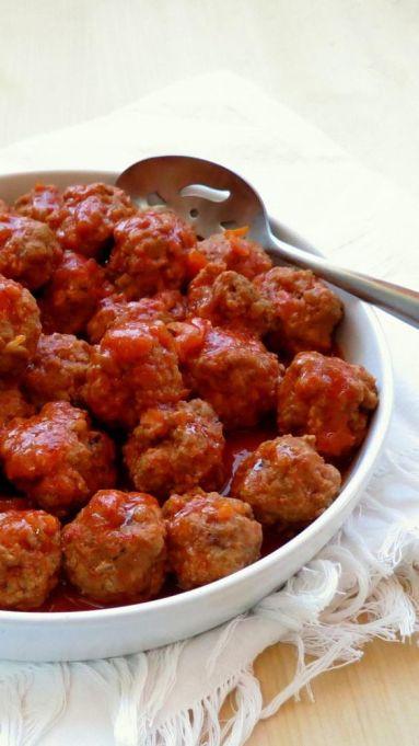 Marinara Meatballs