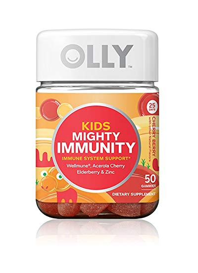 Olly Kids Mighty Immunity Gummies