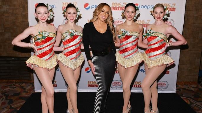 Mariah Carey for Pepsi