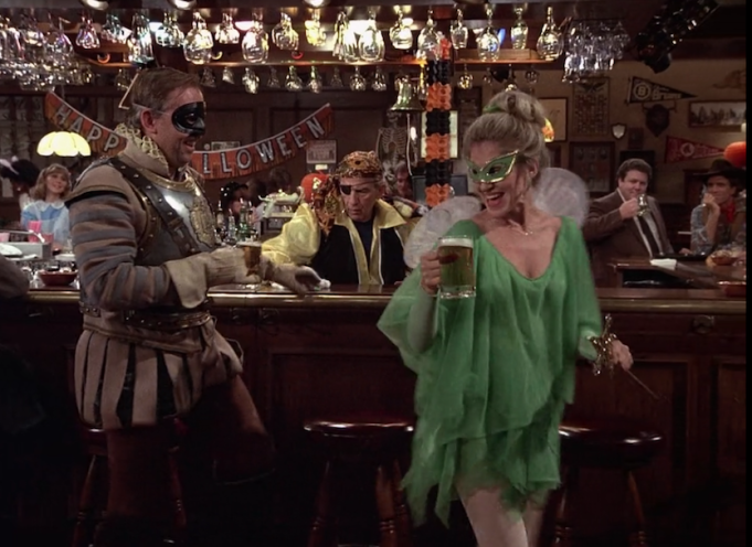 Still from 'Cheers' : Fairy Tales Can Come True (Season 3, Episode 4)