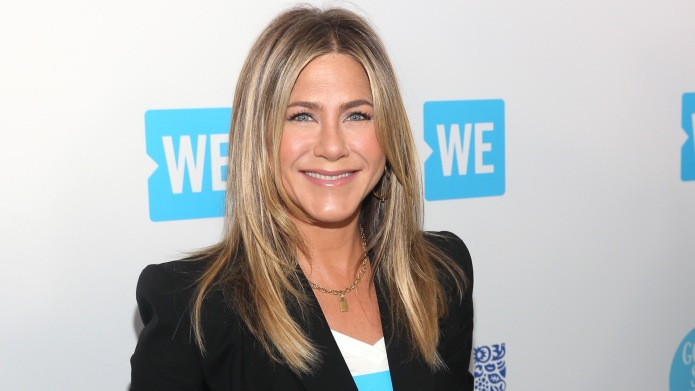 Jennifer Aniston attends WE Day California