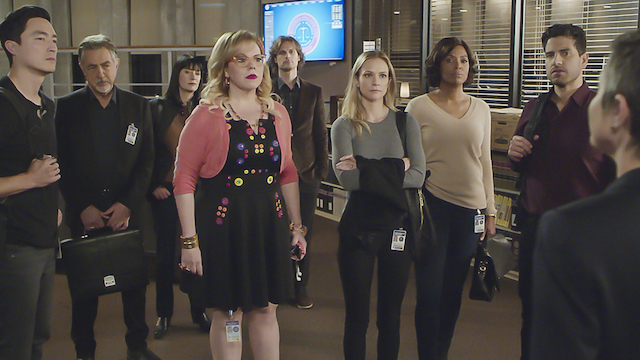 Photo from 'Criminal Minds'