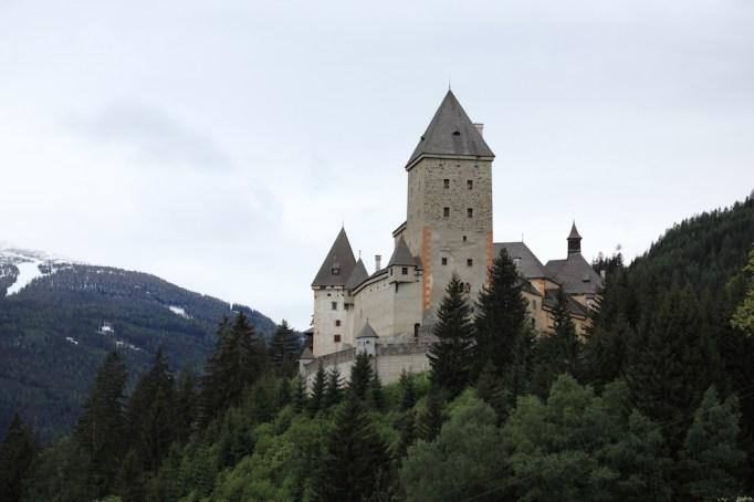 Moosham Castle, Austria