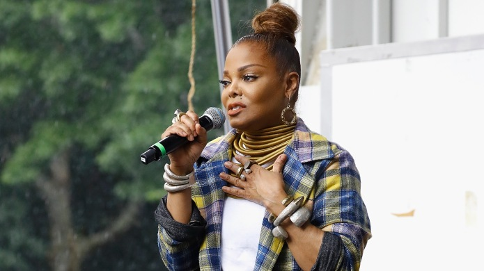 Janet Jackson celebrates 'Made For Now'