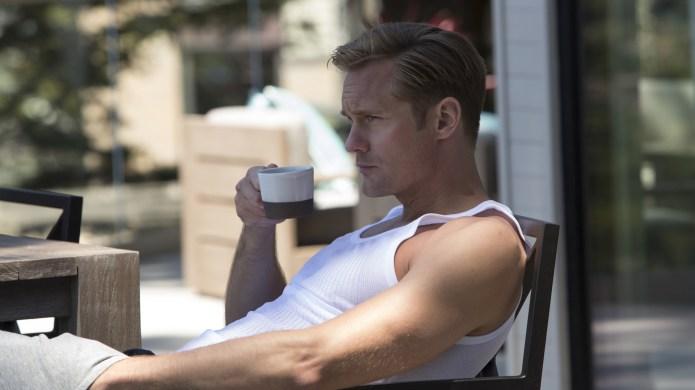 Still of Alexander Skarsgard as Perry