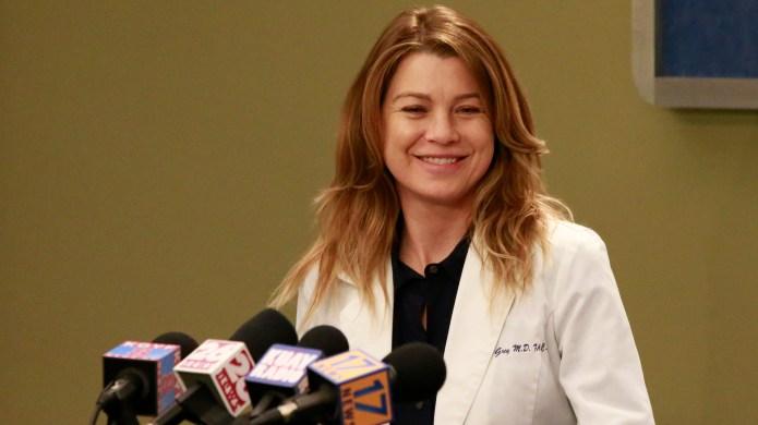 Photo of Ellen Pompeo (as Meredith
