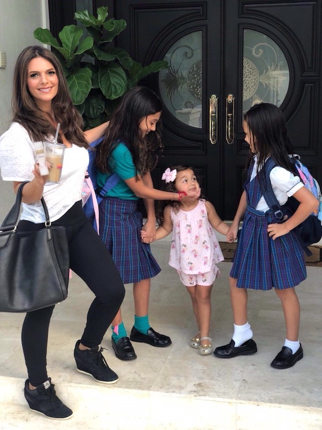Barbara Bermudo for National Coffee Day