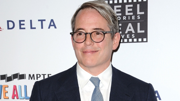 Actor Matthew Broderick attends the 6th