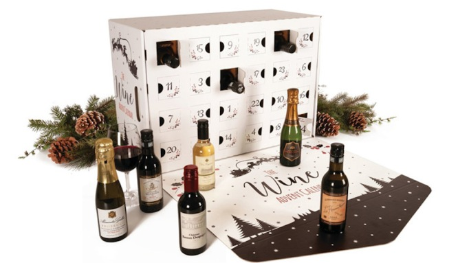 photo of Wine Lovers' Advent Calendar
