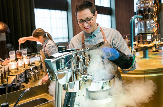 Starbucks Milan roastery