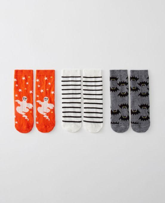 Halloween Socks 3 Pack