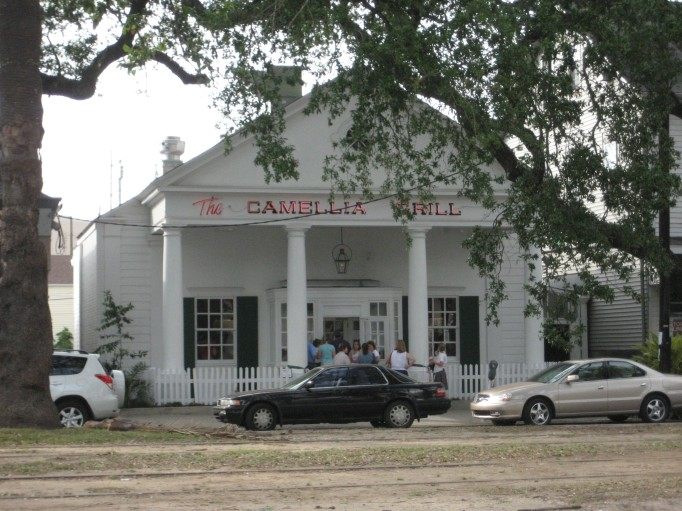 Camellia Grill, New Orleans