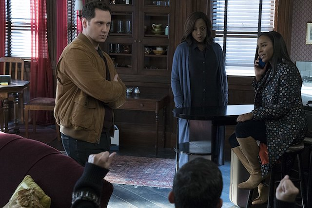Photo from 'How to Get Away With Murder'