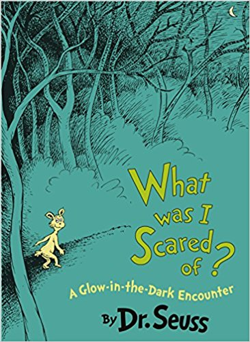 What Was I Scared Of? A Glow-in-the-Dark Encounter