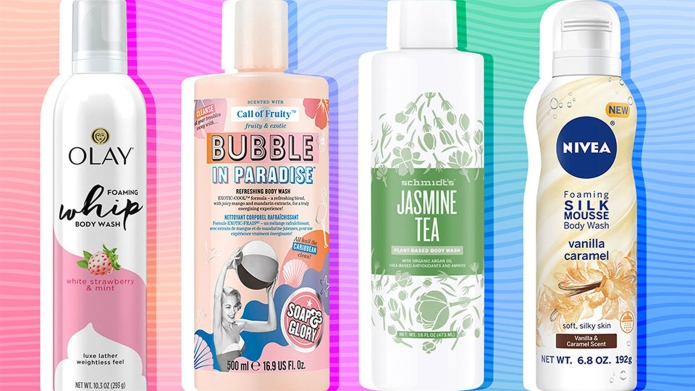The Newest Shower Gels & Solid