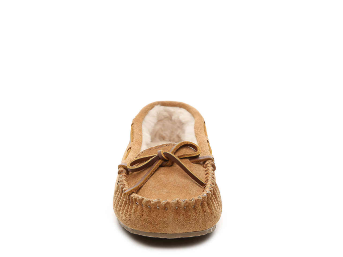 Chia Suede Moccasins