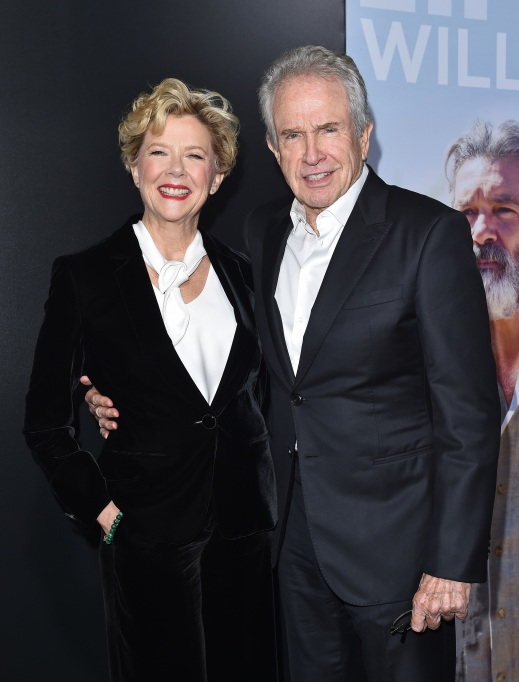 Photo of Warren Beatty and Annette Bening