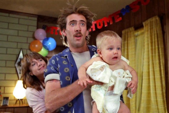 Still from 'Raising Arizona'