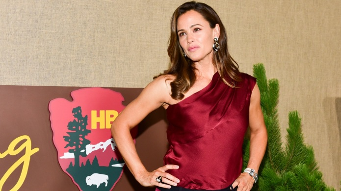 Jennifer Garner attends the Los Angeles